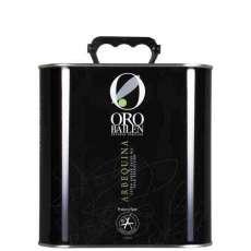 1.Neapstrādāta ekstra olīveļļa Oro Bailen, Reserva familiar, Arbequina