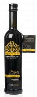 1.Neapstrādāta ekstra olīveļļa Pagos de Toral