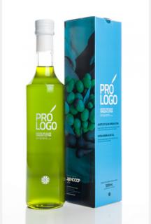 1.Neapstrādāta ekstra olīveļļa Prólogo