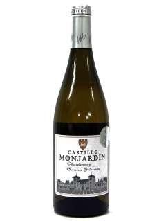 Baltvīns Castillo Monjardín Chardonnay Fermentado en Barrica