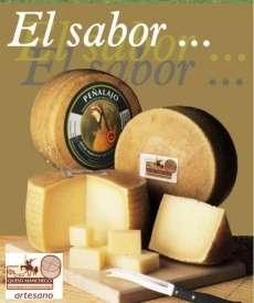 Manchego siers Peñalajo
