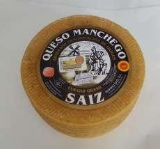Manchego siers Saiz