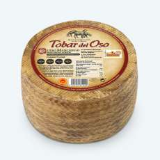 Manchego siers Tobar del Oso