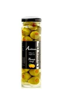 Olīvas Clemen, Olives-Naranja