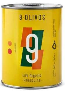 Olīveļļa 9-Olivos, Arbequina