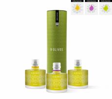Olīveļļa 9-Olivos, pack cata Green Flavours