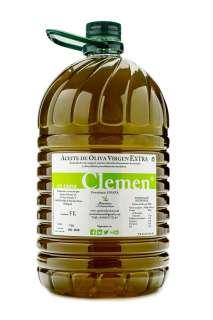Olīveļļa Clemen, 5 en rama