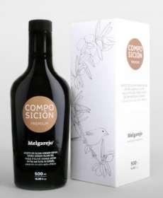 Olīveļļa Melgarejo, Premium Composición