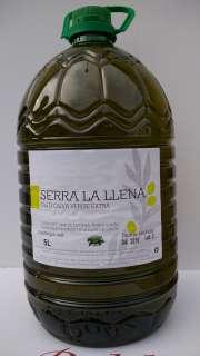 Olīveļļa Serra la Llena