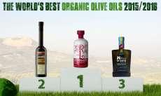 Olīveļļa World's best organic olive oils pack
