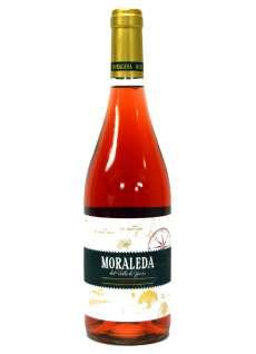 Rozā vīns Moraleda Rosado