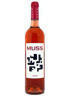Rozā vīns Muss Rosado