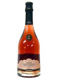 Rozā vīns Privat Rose  Nature
