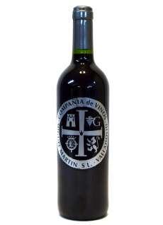 Sarkanvīns Compañia de Vinos M. Martín Tinto  - 12 Uds.