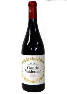 Sarkanvīns Conde de Valdemar