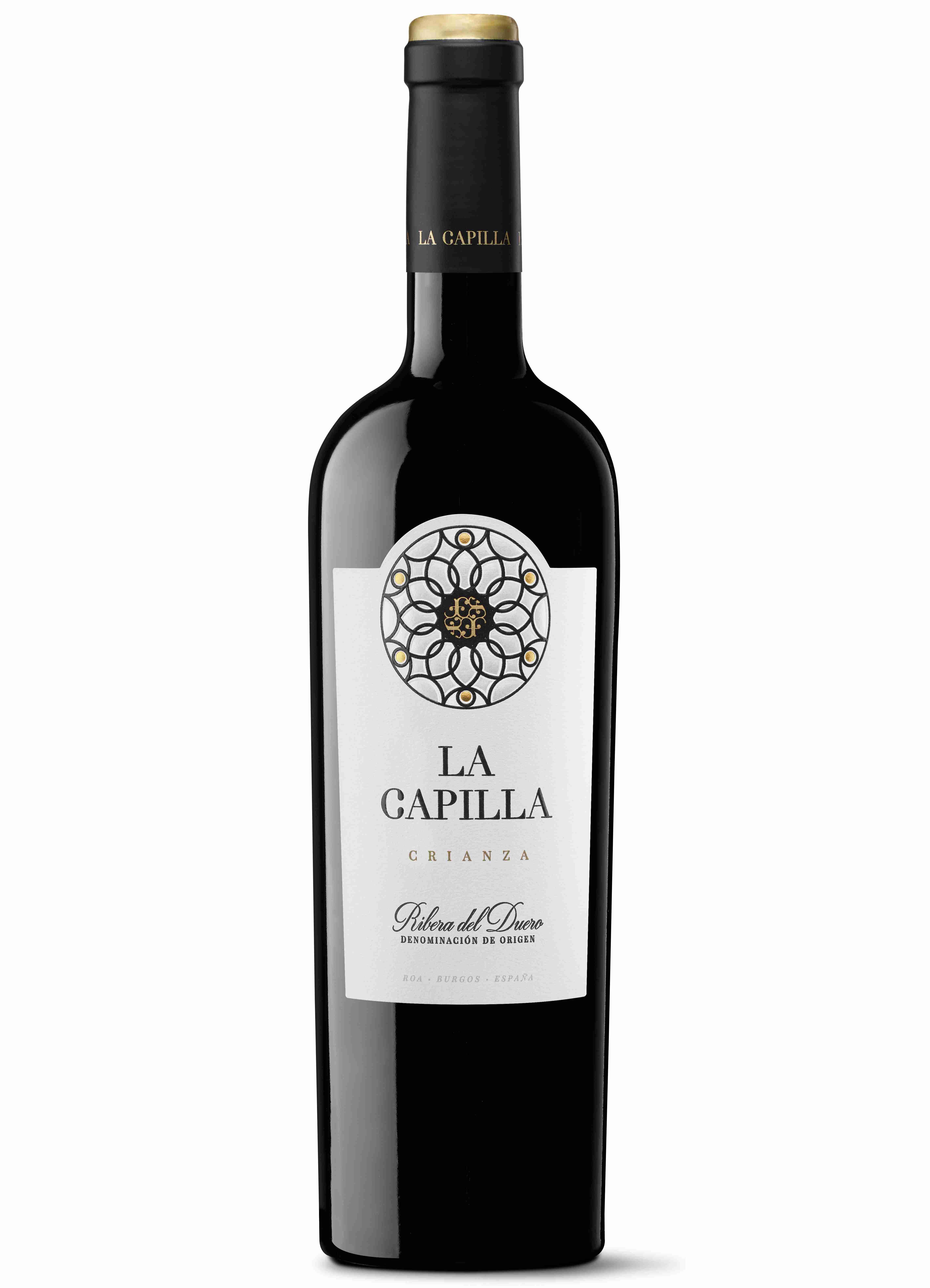 Sarkanvīns La Capilla