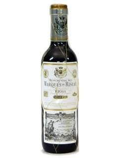 Sarkanvīns Marqués de Riscal  37.5 cl.