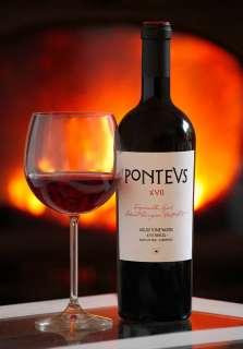 Sarkanvīns PONTEVS