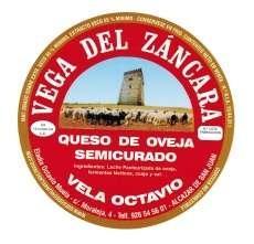 Semicured siers Vega del Záncara